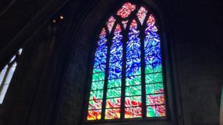 Illumination window