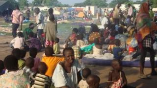 Kisan kare-dangi da UNCHR ta ce ana kokarin yi a Sudan ta Kudu