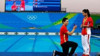 Umunonotsi Qi ariko arasaba He ko bowkubakana mu nkino za Rio