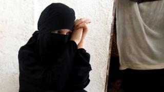 Родственница одной из женщин, обвиняемых в сотрудничестве с ИГ