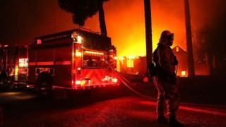Lagos Fire Service: Ẹ má se tan àbẹ́là lórí ike tàbí pákó