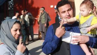افغان ټاکنې