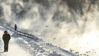 Морозы до -25 градусов продержатся, по прогнозам, до 9 января