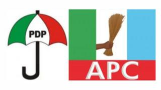 Ami idamọ ẹgbẹ oselu PDP ati APC