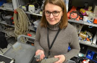 Turning carbon dioxide into rock - forever
