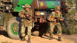 चरमपंथी हमला, कश्मीर