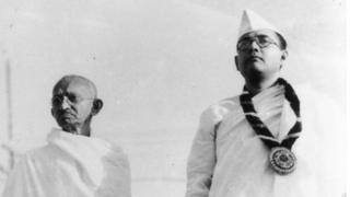 गांधी, सुभाष चंद्र बोस
