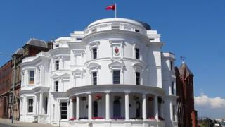 Isle of Man government buildings