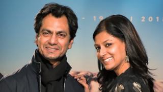 منٹو فلم کی ہدایتکارہ نندیتا داس اور اداکار نوازالدین صدیقی