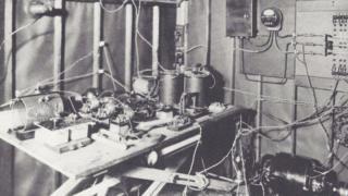 Radio transmitter station