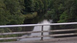 River Dee, Newbridge, Wrexham