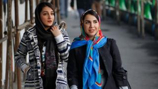 نساء في طهران