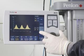 Technology Medical ventilator
