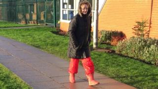 Karen Louth, Skerne Park Academy parent