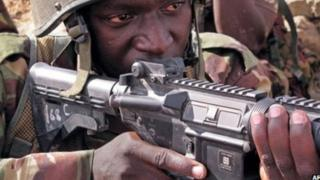 Wanajeshi wa Kenya wamewaua takriban wapiganaji 50 wa kundi la al-Shabab nchini Somalia