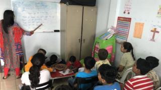 ปากีสถาน โรงเรียน ผู้ลี้ภัย ไทย PAKISTAN refugee school thailand