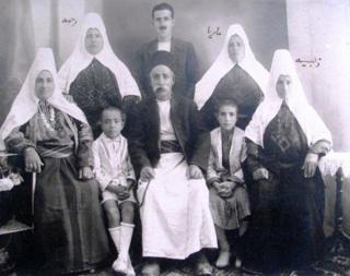 Família Ananía