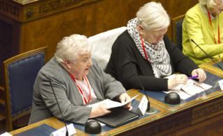 Margaret Galloway and Anne Watson
