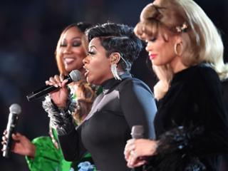 Yolanda Adams, Fantasia and Andra Day