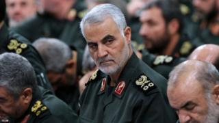 Qasem Soleimani: Iran vows 'severe revenge' for top general's death