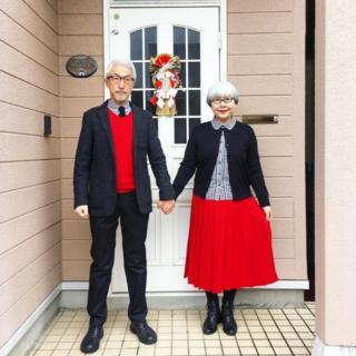 Японське подружжя
