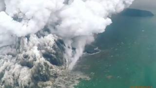 В Индонезии ожидают новое цунами