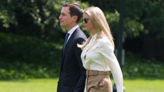 Ivanka Trump và chồng, Jared Kushner
