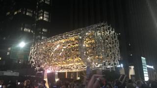 مجسمه آزادی کورش
