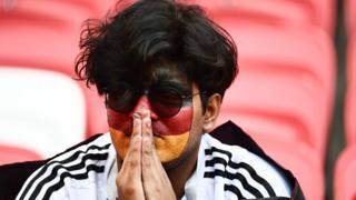 Немецкий фанат