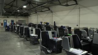 Thompson Aero Seating designs and manufactures business class seats for commercial airlines