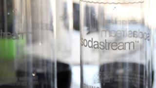 Sodastream bottle