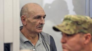 Владимир Цемах в суде