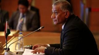وی کی سینگ از مقامات وزرات خارجه هند و از فرماندهان سابق ارتش این کشور در راس هیاتی به پیونگ یانگ سفر کرد