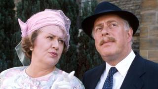 Clive Swift: Keeping Up Appearances star dies at 82