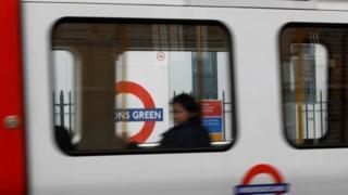 محطة قطار مترو الأنفاق في لندن التي استهدفها التفجير