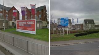 Lysaghts Village and Glan Lyn new home developments in Newport