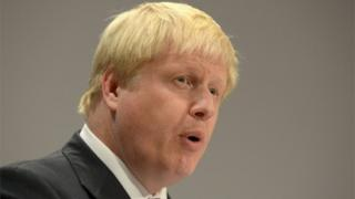 Xoghayaha arrimaha dibadda ee Britain, Boris Johnson,