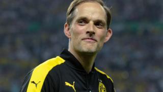 L'ancien entraineur du Borussia Dortmund décline est pressenti à Arsenal.