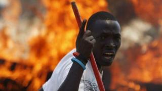 Rikici a Burundi ya barke ne a 2015