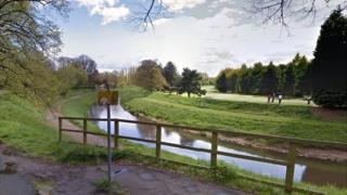 River Mersey, Chorlton