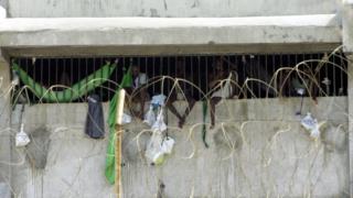 Une centaine de détenus s'évade lors d'une mutinerie dans la prison de l'Arcahaie, située sur la côte des Arcadins au nord-ouest de la capitale Port-au-Prince.
