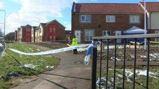 The scene in Hull