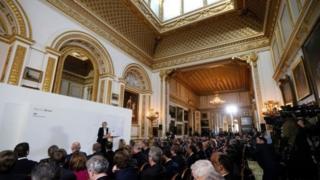 特里莎·梅首相讲话