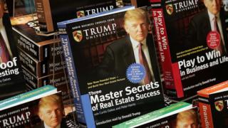 Manuales del éxito inspirados en Trump