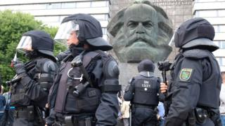 مدينة كيمنيتس كانت تعرف قبل توحيد الألمانيتين بكارل ماركس شتات