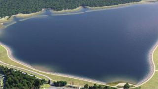 Havant reservoir image