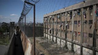 Presídio no Brasil