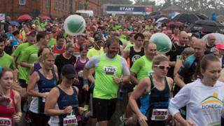 pace runners half marathon
