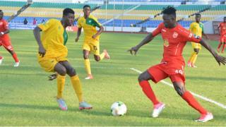 Horoya Mounana 1-0