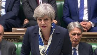 Theresa May Queen's Speech